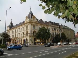 Hotel Arany Bárány Zalaegerszeg